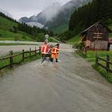 Reusspegel, gemessen in der Stadt Luzern. (Quelle: fluvial.ch)