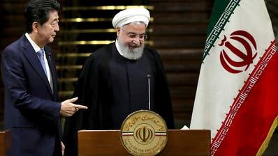 Iran: Keine Kompromisse mit USA ohne Ende der Sanktionen