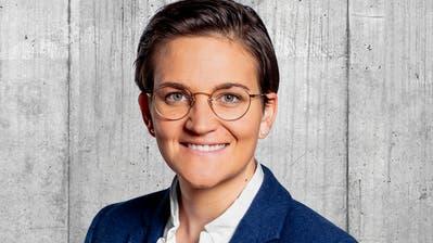FDP-Politikerin und Gay-Pride-Organisatorin Anne-Sophie Morand. (Bild: PD)