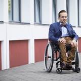Beat Camenzind freut sich über die bestandene Matura. (Bild: Jakob Ineichen, Reussbühl, 13. Juni 2019)
