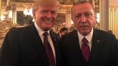Erdogan will Trump in Rüstungsstreit umstimmen