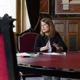 FDP-Präsidentin Petra Gössi: «Die FDP kümmerte sich schon immer um Umweltpolitik»