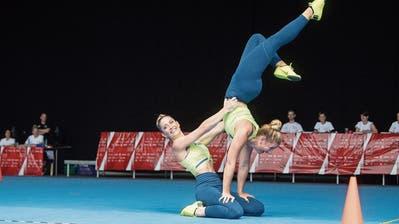 Luzerner Duo am Turnfest: «Diese Enttäuschung macht uns nur noch stärker»