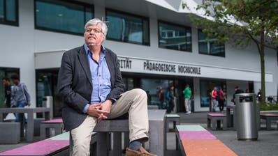 Die SP sorgt sich wie Rektor Hans Rudolf Schärer um die Qualität der PH Luzern. (Bild: Boris Bürgisser, 11. Juni 2019)
