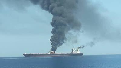 Auch Saudi-Arabien macht Iran für Tanker-Angriffe verantwortlich