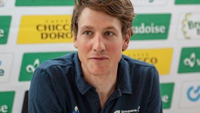 Stefan Küng, das neue Gesicht der Tour de Suisse