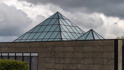 Die Hälfte ihres Budgets erwirtschaftet die Universität St.Gallen selbst. (Bild: Michel Canonica)