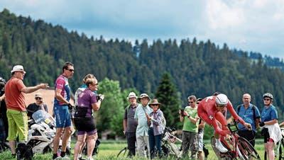 Tour de Suisse: Stefan Küng ist in Form, aber im Zeitfahren verliert er viel Zeit
