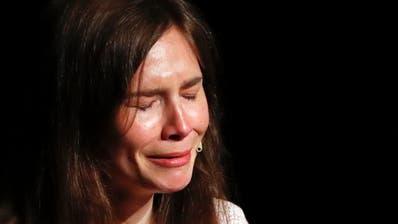 Amanda Knox: «Meine Unschuld hat mich nicht gerettet»