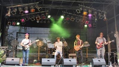 Die Delirious Mob Crew eröffnet das Festival. (Bild: Isabelle Merk)