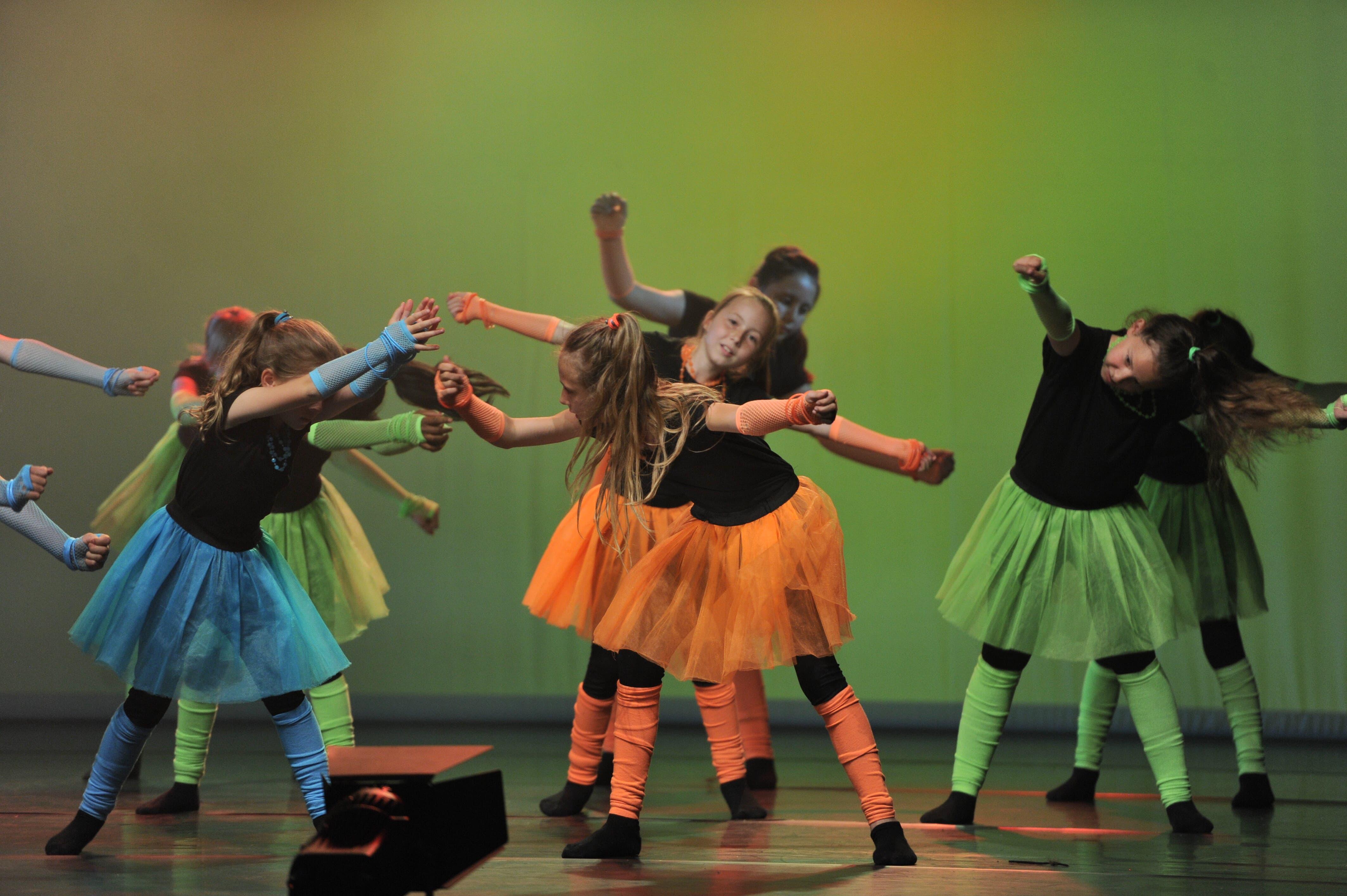 Tanzmeeting im Theater Uri in Altdorf. (Bild: Urs Hanhart)