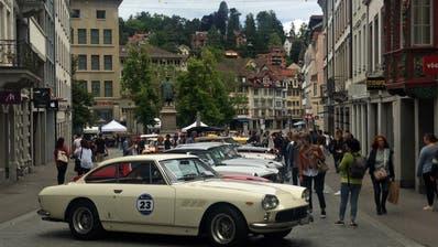Die «Classica St.Gallen» fand am Sonntag zum ersten Mal statt. (Bild: Luca Ghiselli)