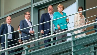 Koalitionsspitzen in Deutschland einigen sich bei Eigentumssteuer