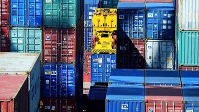 Credit Suisse rechnet mit schwächerem Exportwachstum