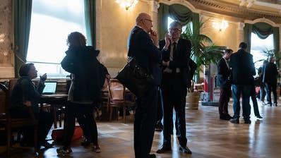Nationalrat will keine neuen Regeln für Bundeshauslobbyisten