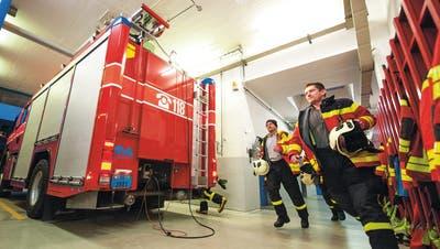 Die Gemeinden der Region sind überzeugt: Um die Feuerwehren erfolgreich in die Zukunft zu führen, braucht es eine Verbundlösung. (Bild: PD)