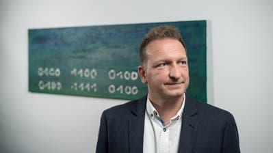 Michael Muther ist Chef Technik und Logistik der Luzerner Polizei. (Bild: Pius Amrein, Luzern, 18. Juni 2019)