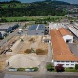 Eine Fabrik für ein Motorenteil: Die Firma DGS baut in St. Gallen aus