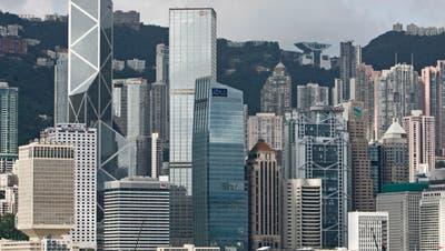Credit Suisse in Hongkong wegen regulatorischer Verstösse gebüsst