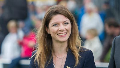 OK-Präsidentin Nayla Stössel steht mit dem CSIO St.Gallen in Konkurrenz zum Reitanlass in Hamburg. (Bild: Urs Bucher)
