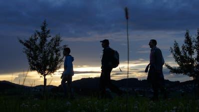Der Verkehrsverein Fischingen veranstaltet unter anderem die Wandernacht. (Bild: ZVG)