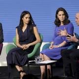 Harry und Meghan verlassen gemeinsame Stiftung mit William und Kate