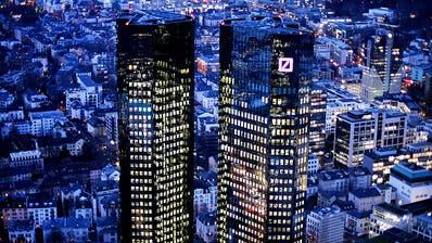 Bericht: Deutscher Bank drohen neue rechtliche Probleme in den USA
