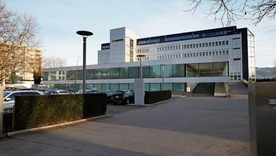Unter anderem sollen Wohnungen auf dem Crypto-Areal entstehen. (Bild: Stefan Kaiser, Steinhausen, 24. Januar 2018)