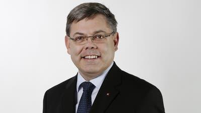 SVP-Nationalrat Franz Grüter.