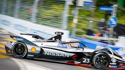 Grosser Bahnhof für die Formel-E-Serie in Bern