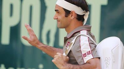 Federer triumphiert in Halle zum 10. Mal