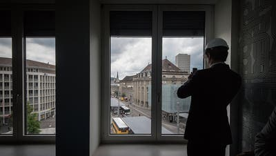 Eine neue Terrasse, mehr Betten und ein Ärztehaus: «Walhalla» in St.Gallen ist bald fertig – seit Frühling 2018 läuft Sanierung und Erweiterung