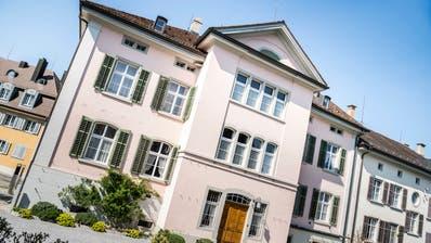 Das Haus Phönix von der hinteren Seite gehört zum Vinorama Ermatingen. (Bild: Andrea Stalder)