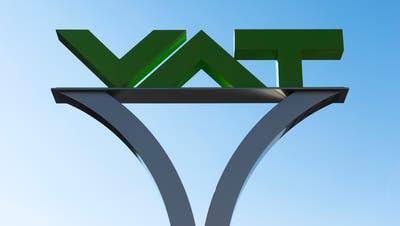 Die Kurzarbeit in der VAT Haag wird beendet. (Bild: Keystone/Gian Ehrenzeller)