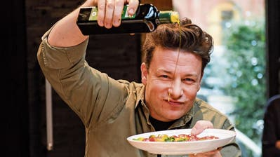 TV-Starkoch Jamie Oliver: «Pukka tukka – alles cool»