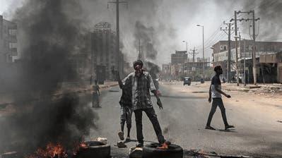 Die Lage im Sudan eskaliert: Armee begeht Massaker an Demonstranten