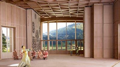 Das Toggenburg bekommt ein Klanghaus