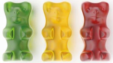 Gummibärchen der Firma Hunziker. (Bild: PD)