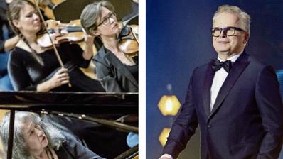 Mehr Prestige geht nicht: Martha Argerich (78) geht von Luzern aus auf internationale Tournee. (Bild: Pius Amrein, KKL Luzern, 17. Oktober 2018)