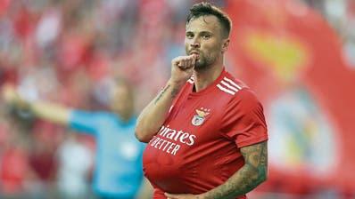 Haris Seferovic vor dem Spiel in der Nations League: «Ich bin ein halber Portugiese»
