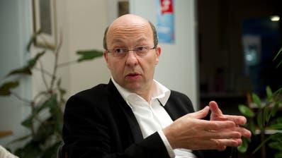 Auf der Liste der St.Galler GLP: HIV-Experte Pietro Vernazza. (Bild: Ralph Ribi)