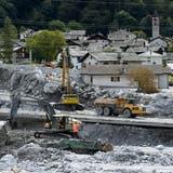 Millionen für den Wiederaufbau von Bondo nach Bergsturz