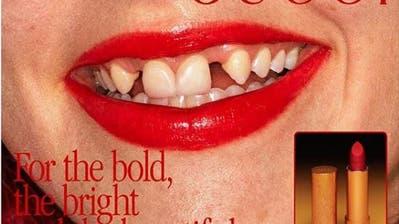 Look: Nicht alle Zähne zeigen