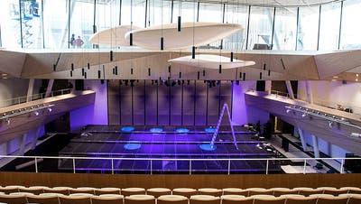 Neue Konzerthalle in Andermatt hallt künstlich nach