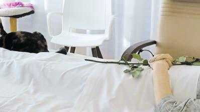Im Hospiz im Werdenberg wird für eine würdige letzte Phase des Lebens gesorgt. Der katholische Konfessionsteil will für den hier geleisteten Dienst am Menschen vier Jahre lang Betriebsbeiträge an die ungedeckten Kosten leisten.(Bild: PD)