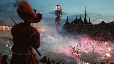 100 Millionen Franken Budget, 6000 Mitwirkende und 800'000 Besucher: Das Fest der Feste für den Wein