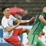 Für Ruben Vargas ist Portugal weit weg