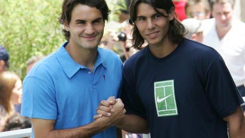 Der sechste Versuch von Federer gegen Nadal in Roland Garros