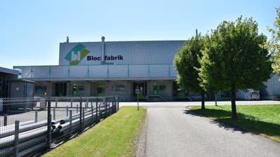 In der Blockfabrik in Wattwil gehen wohl bald die Lichter aus. (Bild: Michael Hehli)