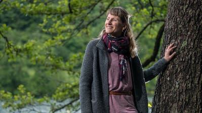 Nadia Tschudin arbeitet als eine der wenigen Betroffenen für Betroffene. (Bild: Pius Amrein, Luzern, 21. Mai 2019)